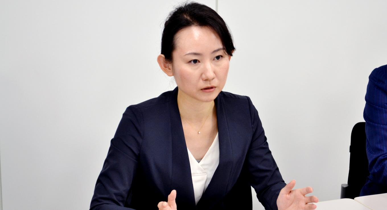 日本橋プロジェクト準備室 蓑田 直美様(導入時は人事総務部所属)