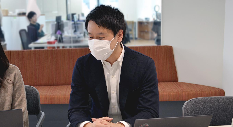 取締役CFO 谷内 亮太様